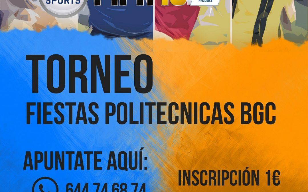 Torneo Politecnicas FIFA 2017