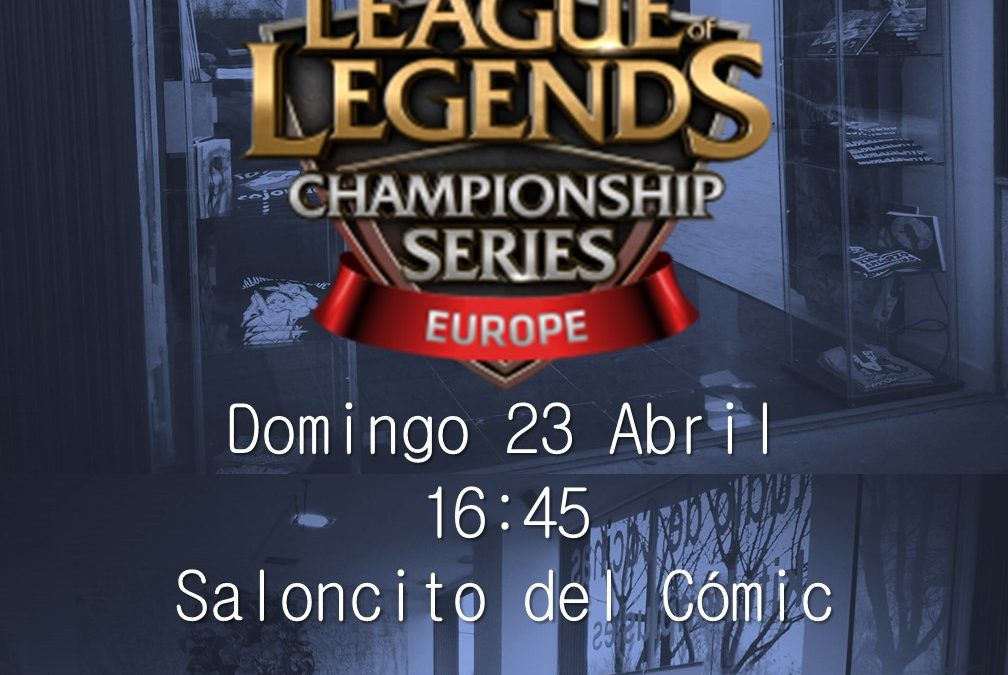 Viewing Party LCS Spring 2017 Saloncito