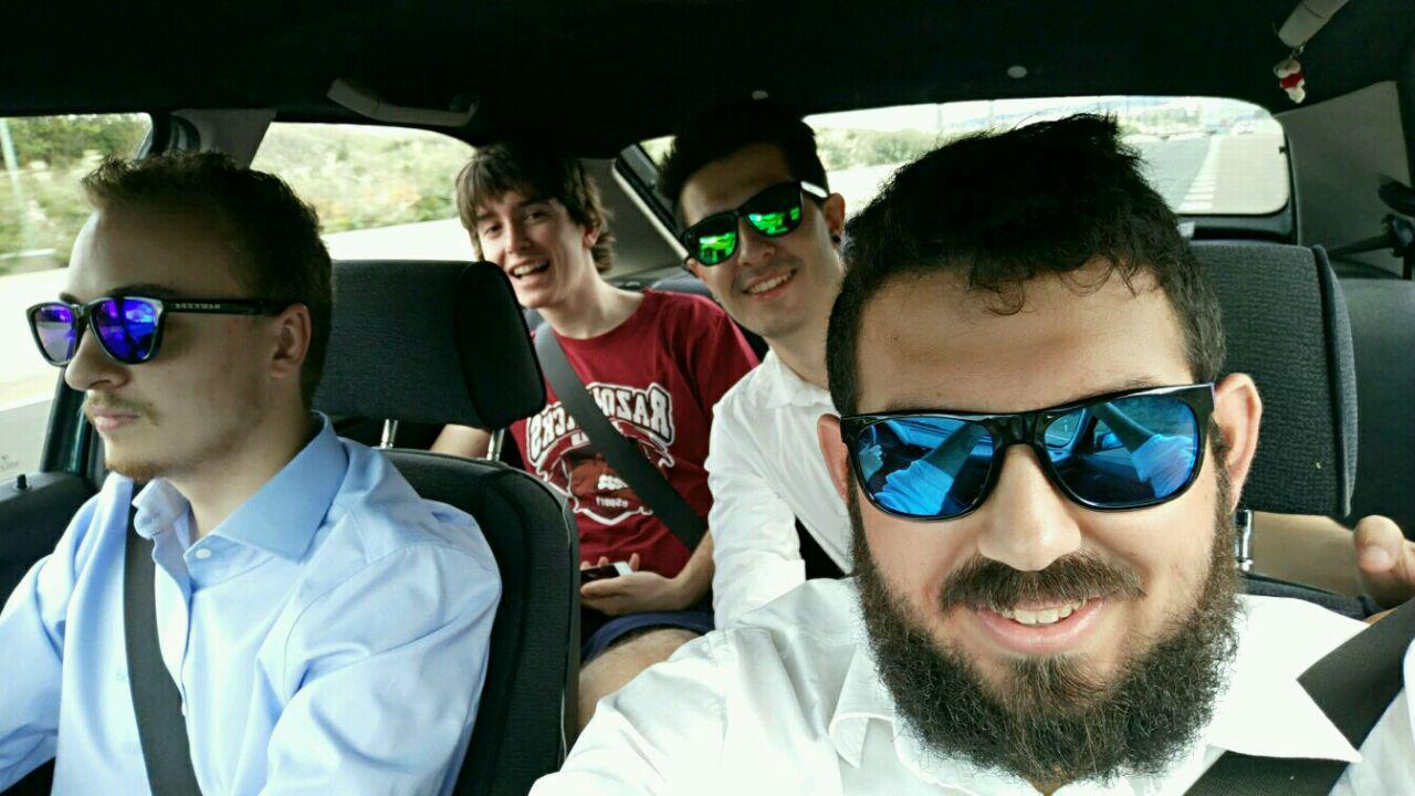 Viaje Burgos Gaming Club Valladolid Patrocina un Deportista