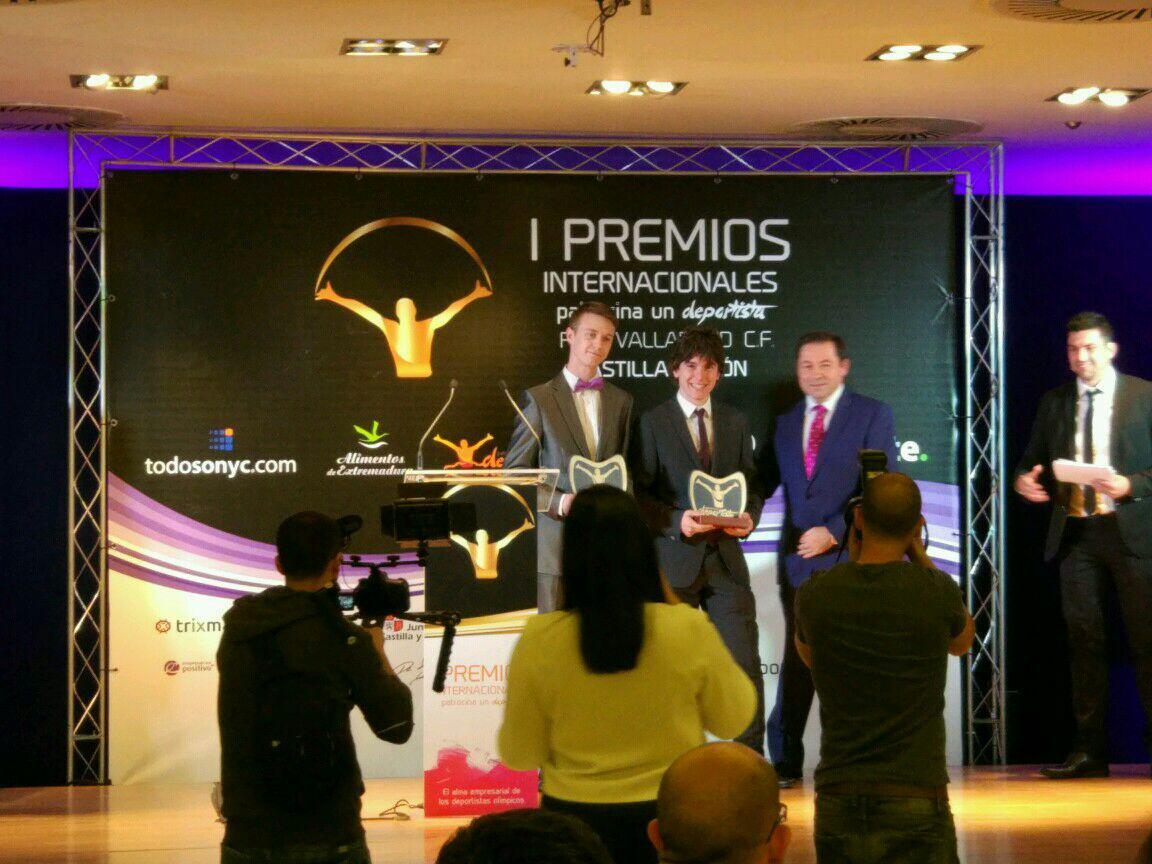 Entrega de Premios Patrocina un deportista Burgos Gaming Club